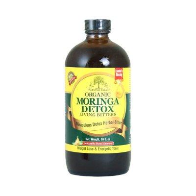Organic Moringa Detox Bitters - 16 oz.