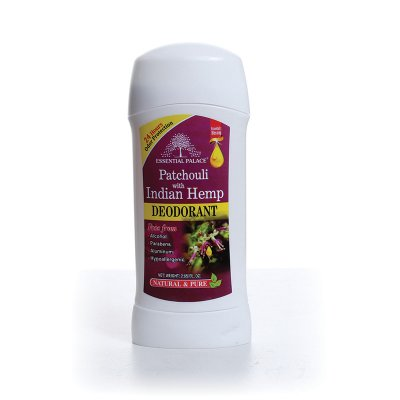 Patchouli & Indian Hemp Deodorant