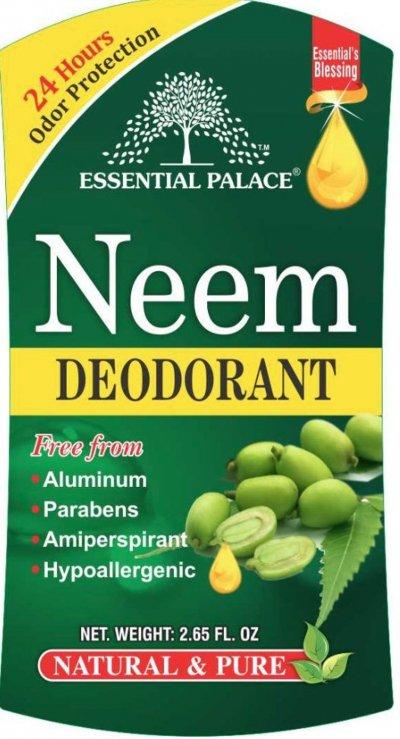 Neem Deodorant