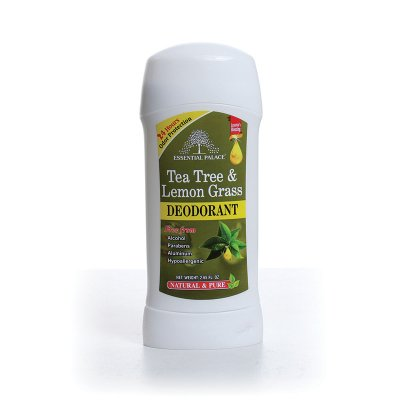 Tea Tree & Lemongrass Deodorant