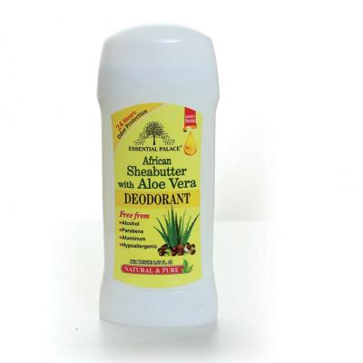 Shea Butter & Aloe Vera Deodorant