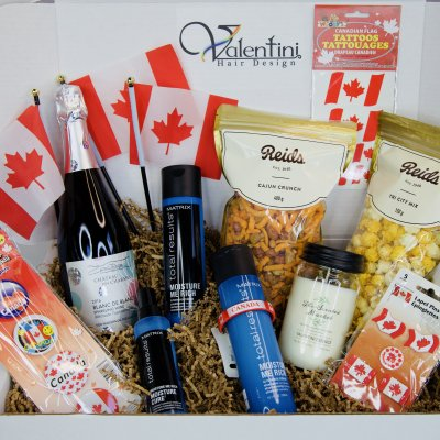 Canada Day Specialty Gift Box
