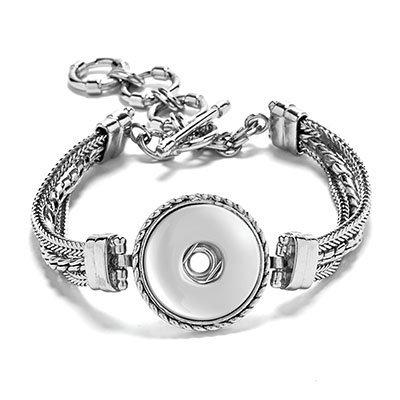 Ginger Snaps 1-Snap Multi Chain Bracelet