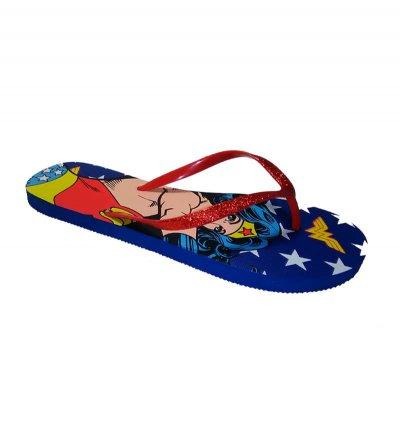Wonder Woman Beach Tote w-Removable Pouch