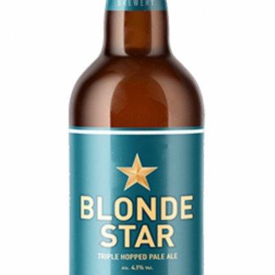 BLONDE STAR
