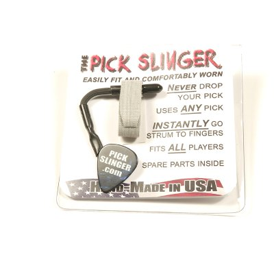 Pick Slinger Black & Grey