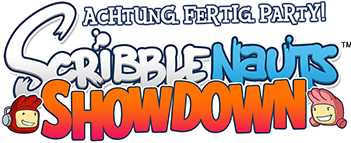Scribblenauts Showdown: Achtung. Fertig. Party.