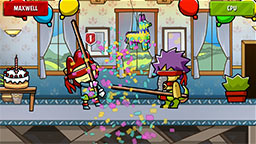 Scribblenauts Showdown, © 2018 Warner Bros. Entertainment Inc.