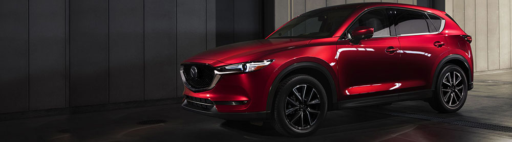 Mazda CX-5 Trim Comparison