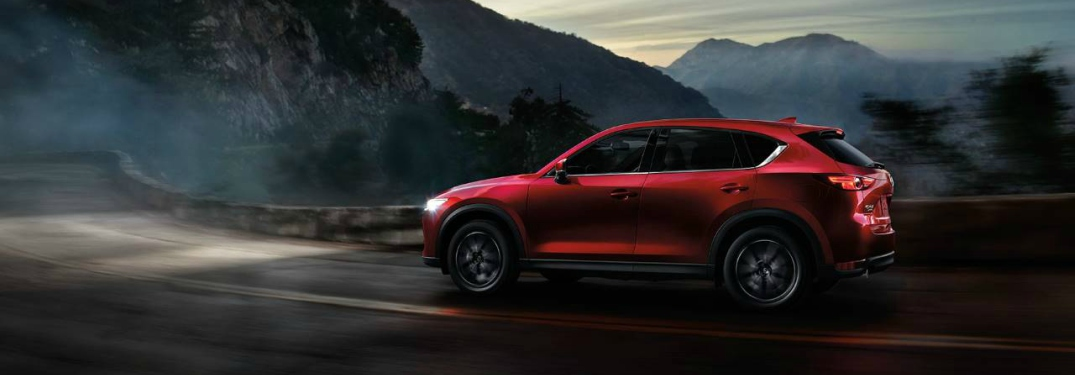 2018 Mazda CX-5 vs. 2018 Subaru Forester