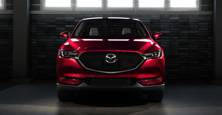 Mazda CX-5 Color Options
