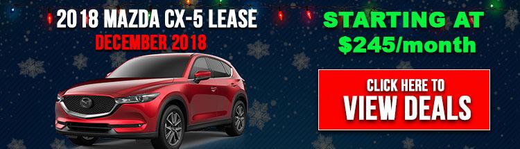 Mazda CX-5 Lease Deals NH