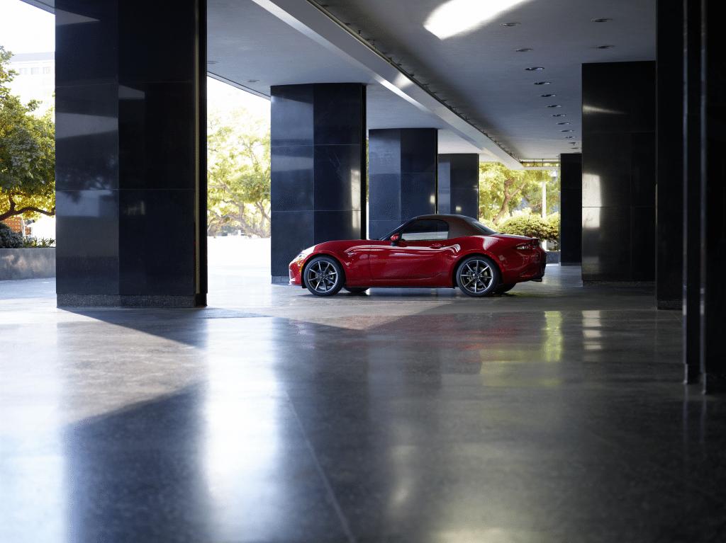 2019 Mazda Miata 0-60 MPH Time
