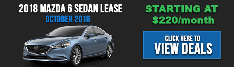 Mazda 6 Lease Deals NH