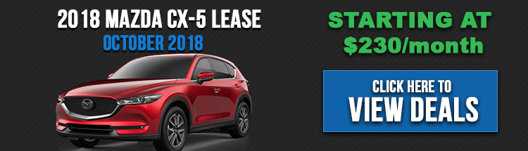 Mazda CX-5 Lease Deals NH