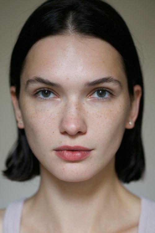 Models with light skin tones