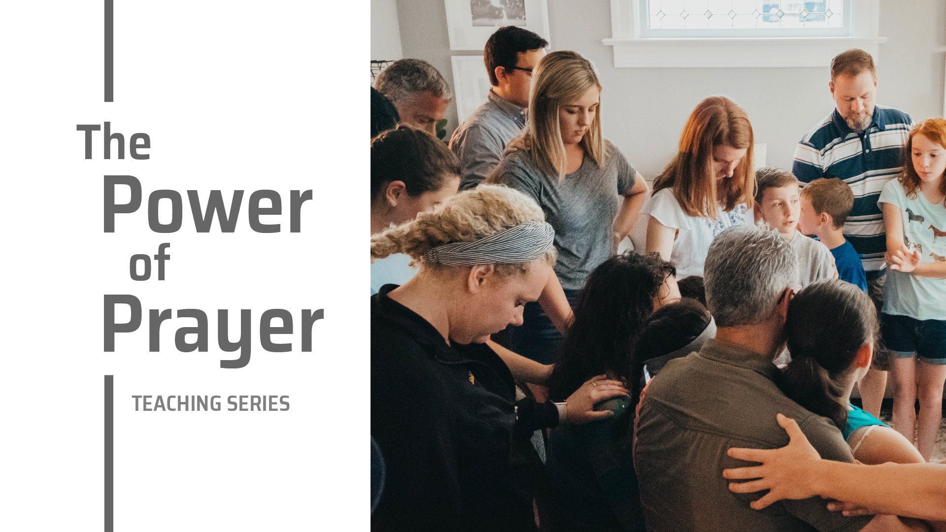 The Power of Prayer – Pt. 3 – Ryan Giese