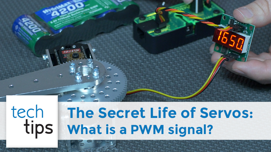 Tech Tip: Understanding PWM Signals - WattFlyer RC Electric