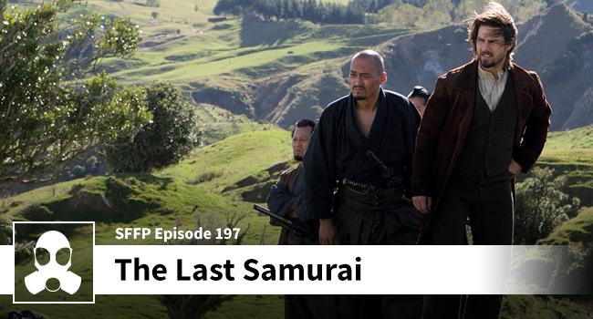 the last samurai summary