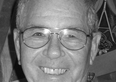 Bill Tobergte picture for scholarship site