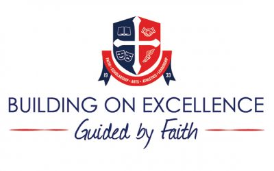 """Building on Excellence, Guided by Faith"" Groundbreaking"