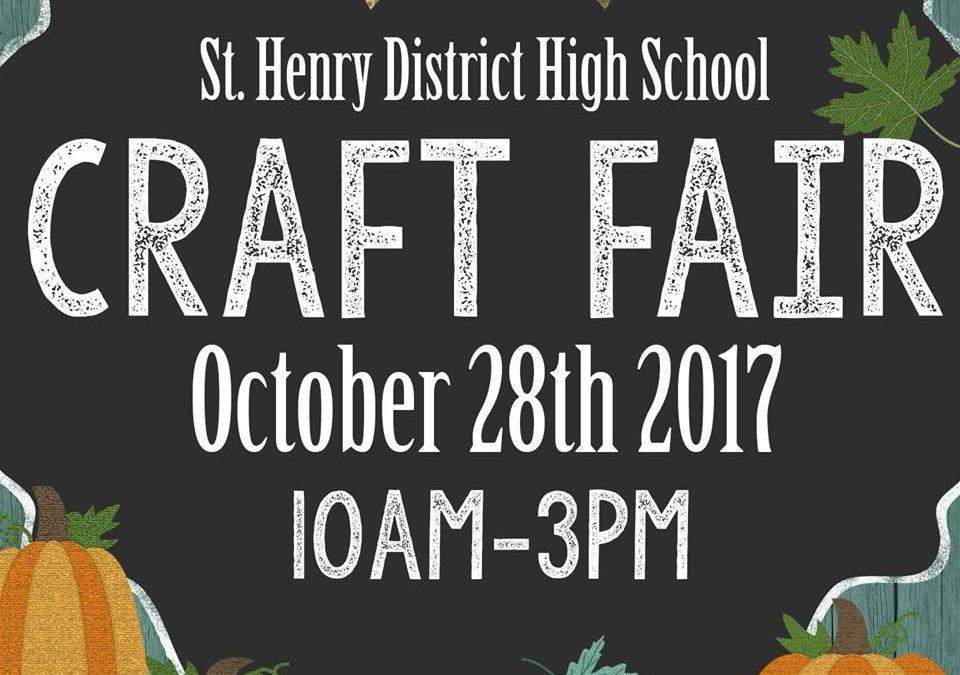 Craft Fair This Weekend