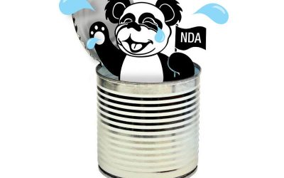 """Crusaders Pay Off Bet From """"Can the Pandas"""" Food Drive"""