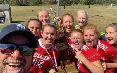 St. Henry Crusaders rally together for All 'A' title