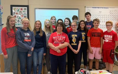 Mrs. Maloney Wins Excellence in Teaching Award