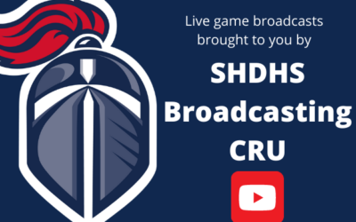 SHDHS Live Game Broadcasts