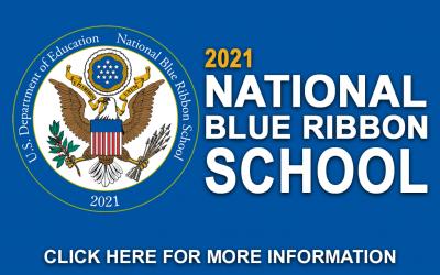 SHDHS 2021 National Blue Ribbon School