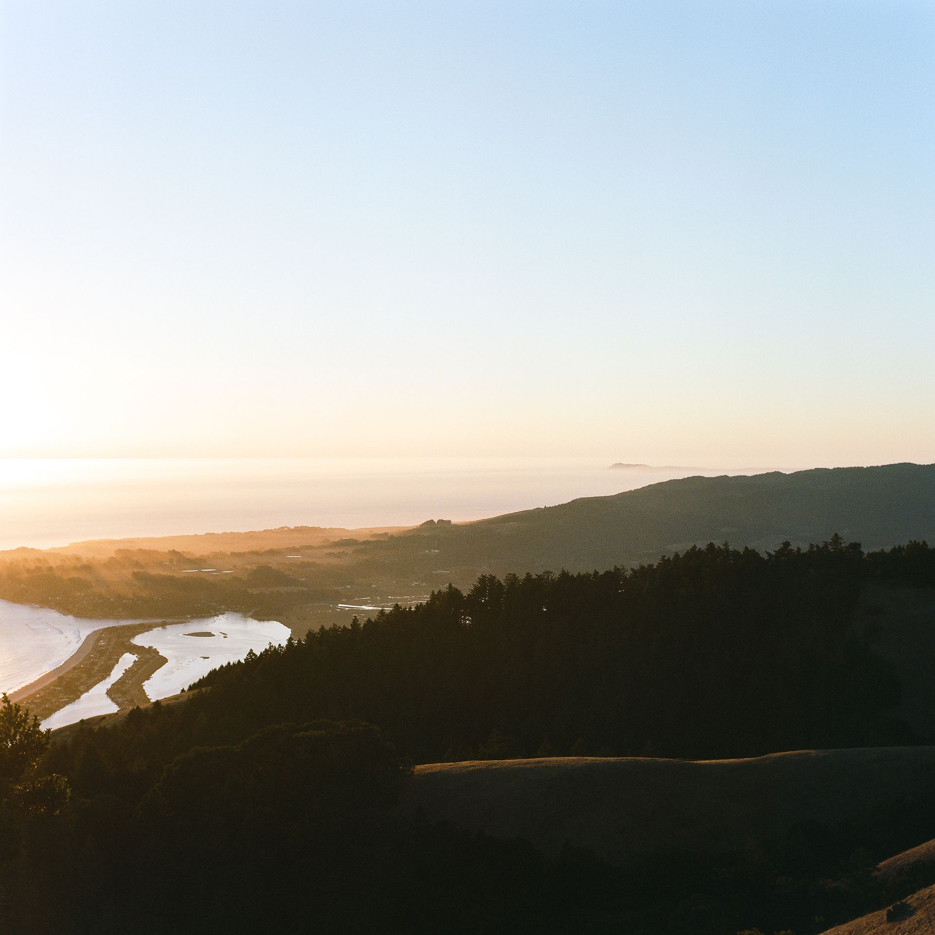 Bolinas in the Distance