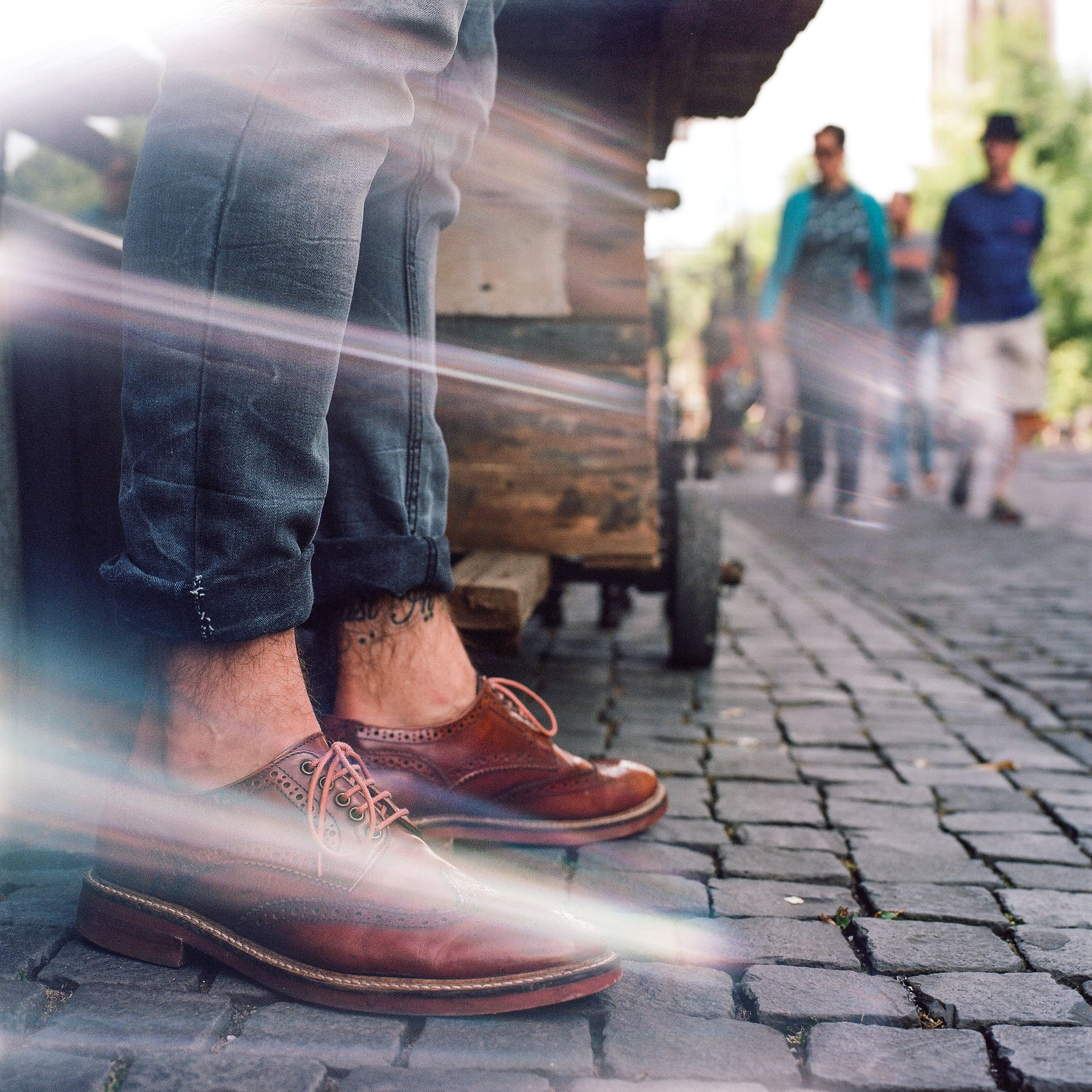 Shoes and Light Leaks