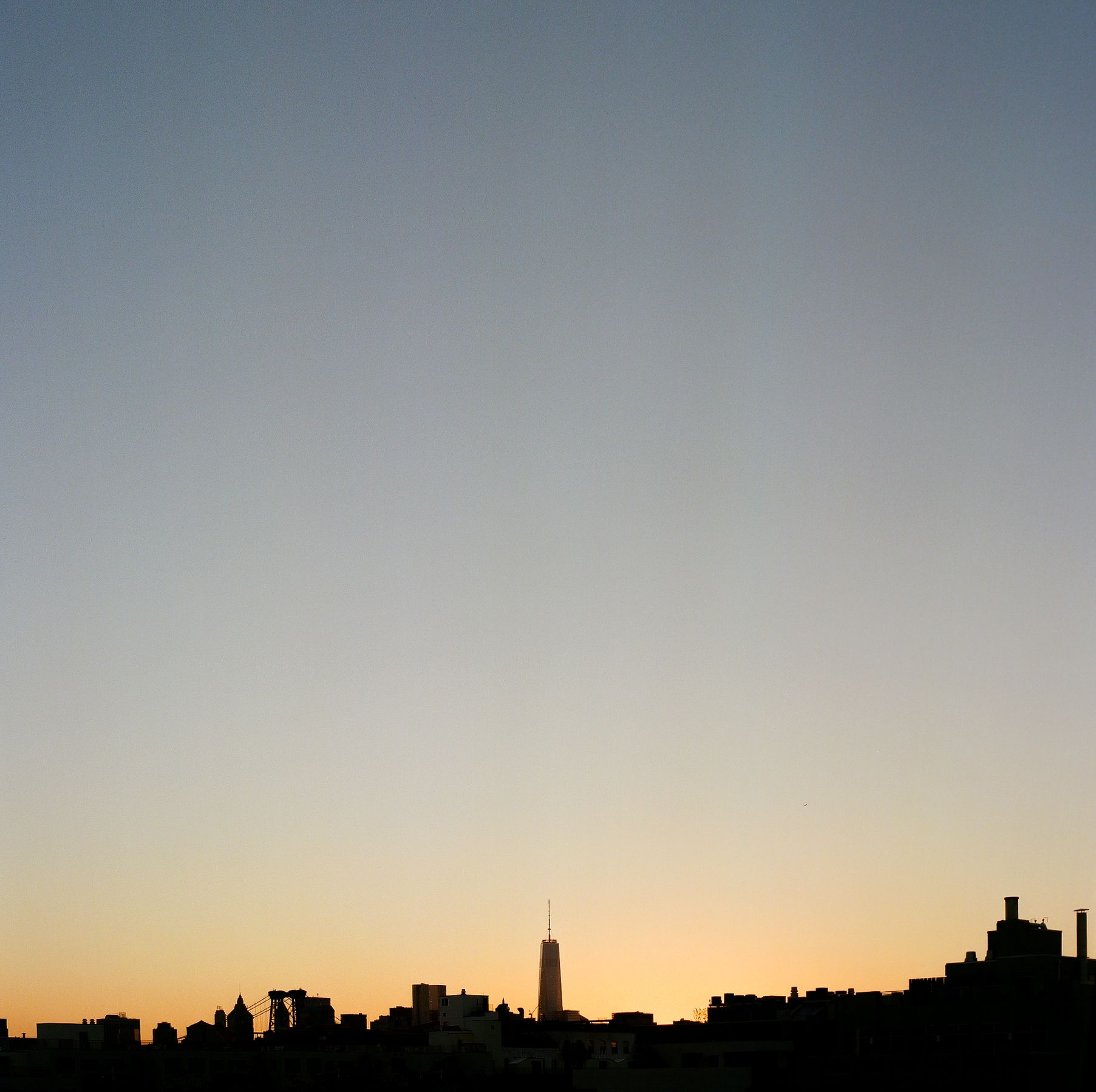 World Trade Skyline