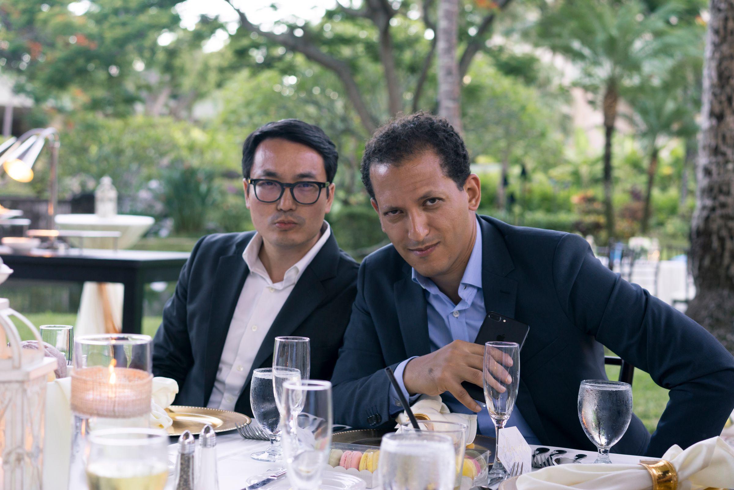 Hiro & Ahmed