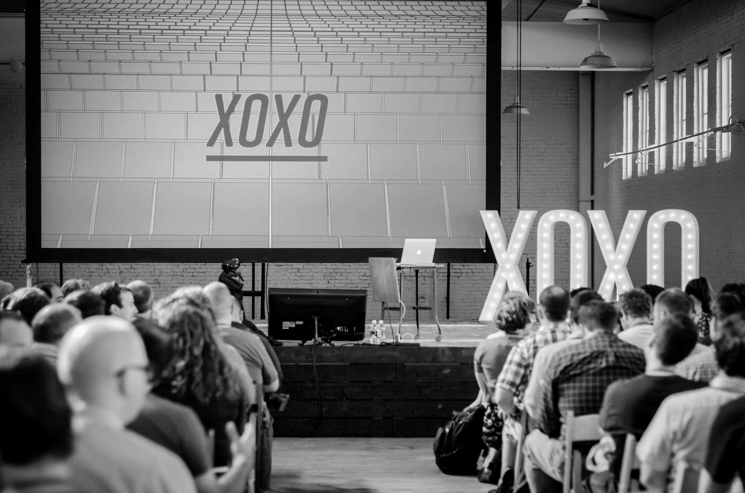 Stage at XOXO 2012