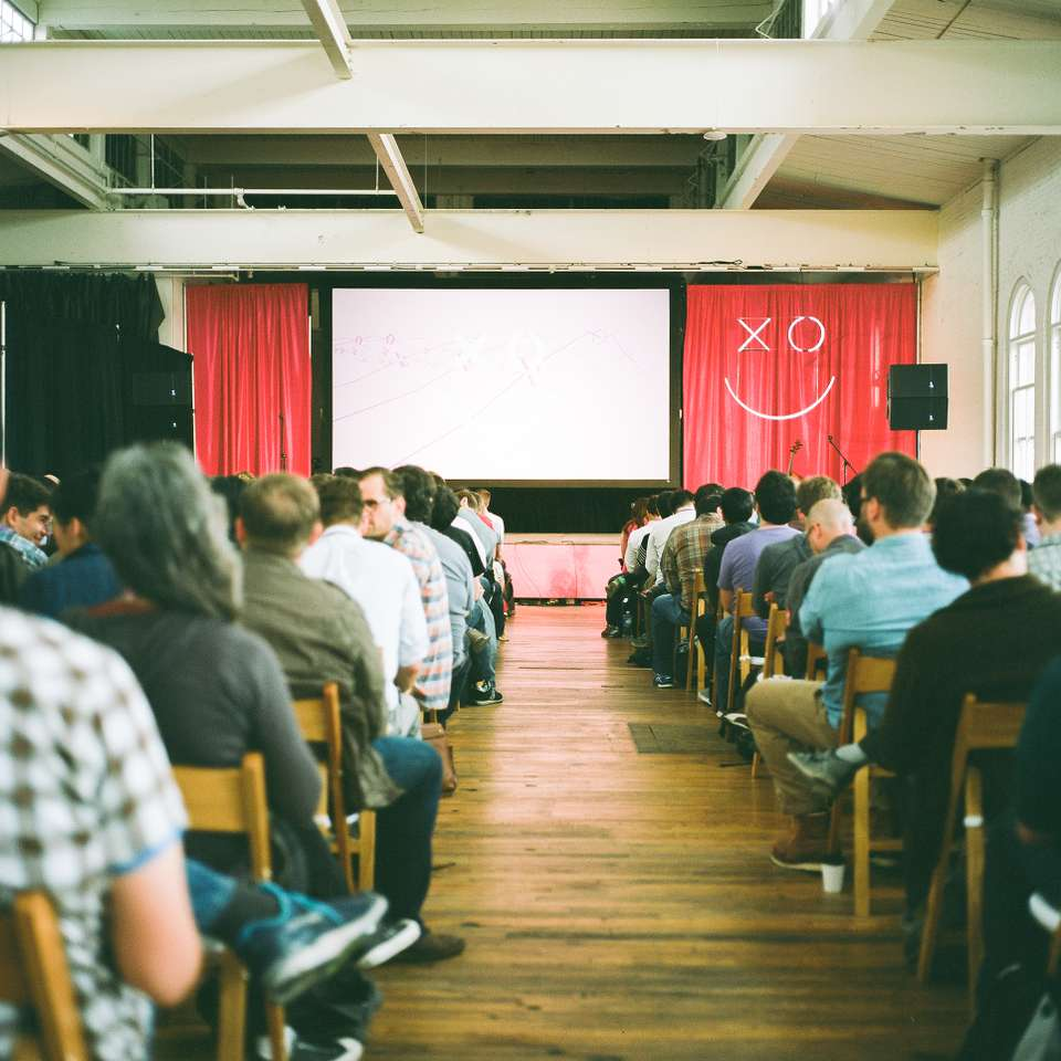 Conference at XOXO 2013
