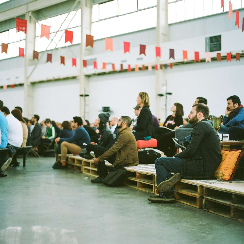 Brooklyn Beta Audience