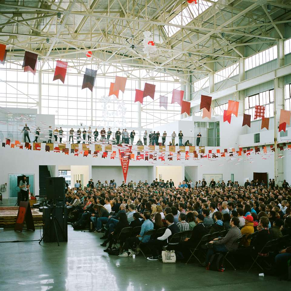 Crowd at Brooklyn Beta 2013
