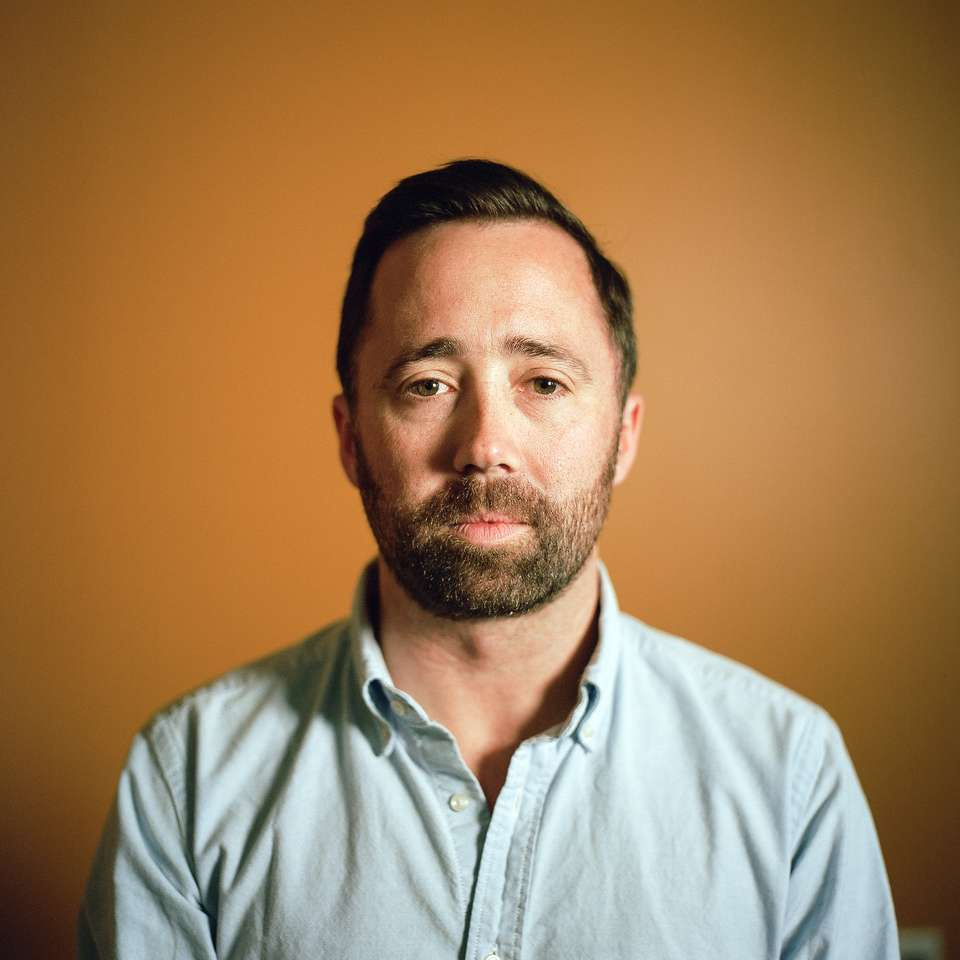 Matt Gallivan at Facebook HQ