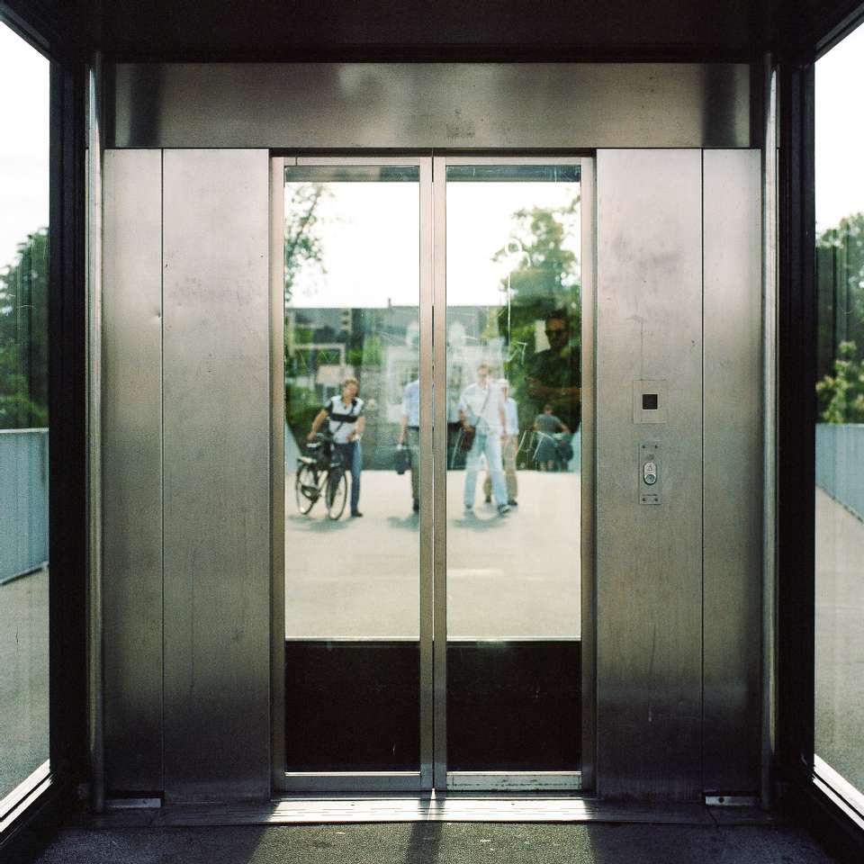 Outdoor Elevator