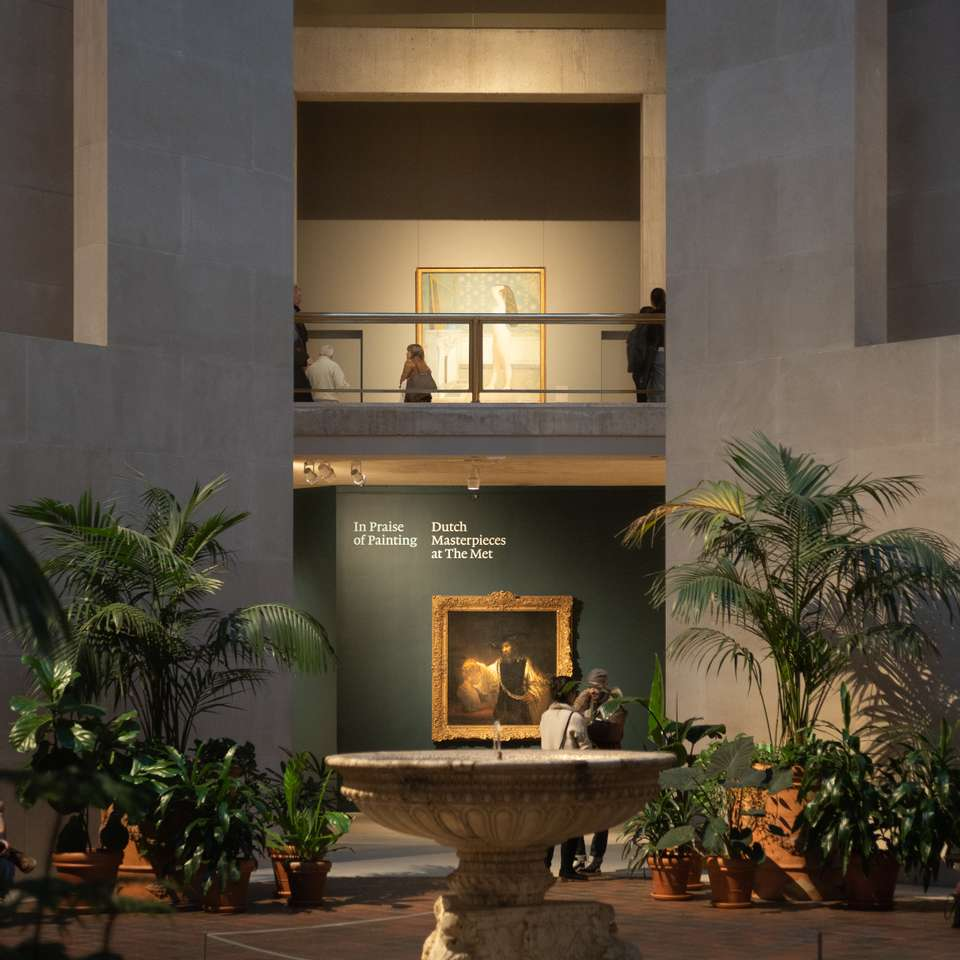 Dutch Masterpieces Exhibit