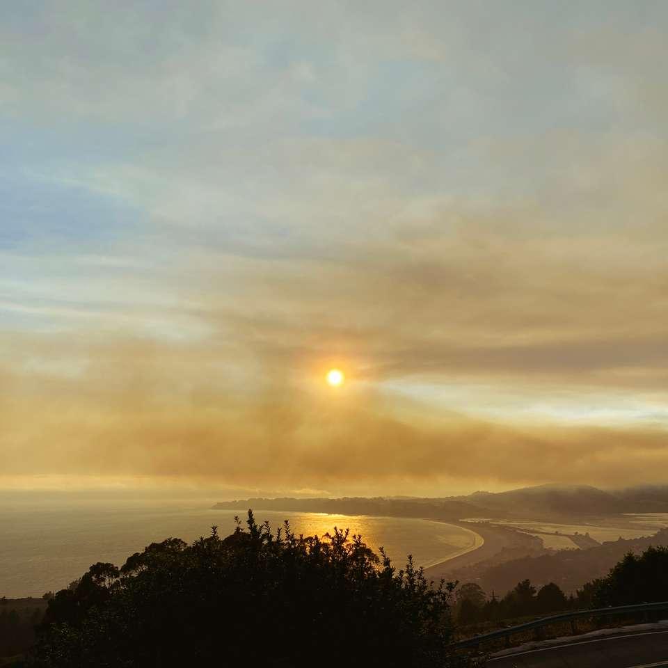California Fires in Fall 2020