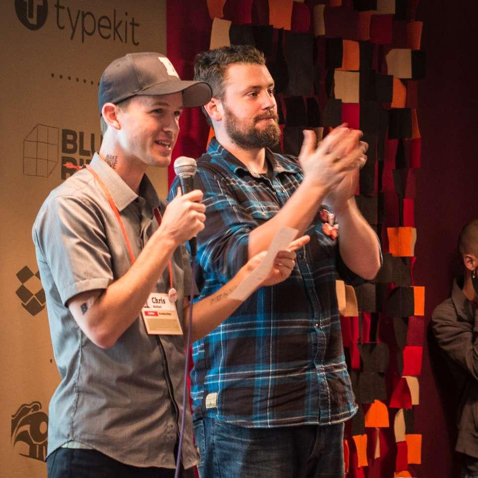 Chris Shiflett and Cameron Koczon