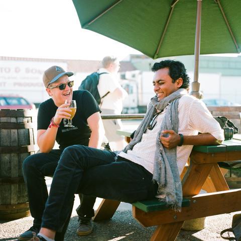 Tim van Damme and Tuhin Kumar