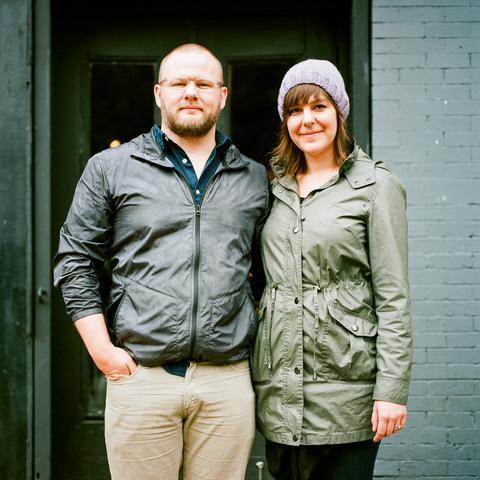 Joshua and Mandy Blankenship