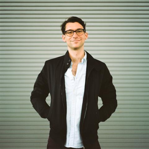Matt Brown at Brooklyn Beta 2013
