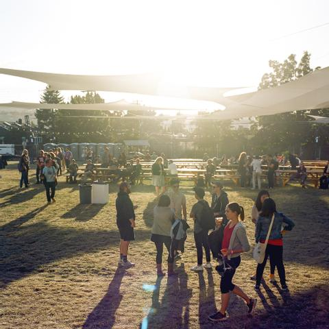 Crowd at XOXO Festival 2016