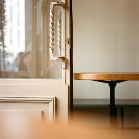 Details (Door and Table)