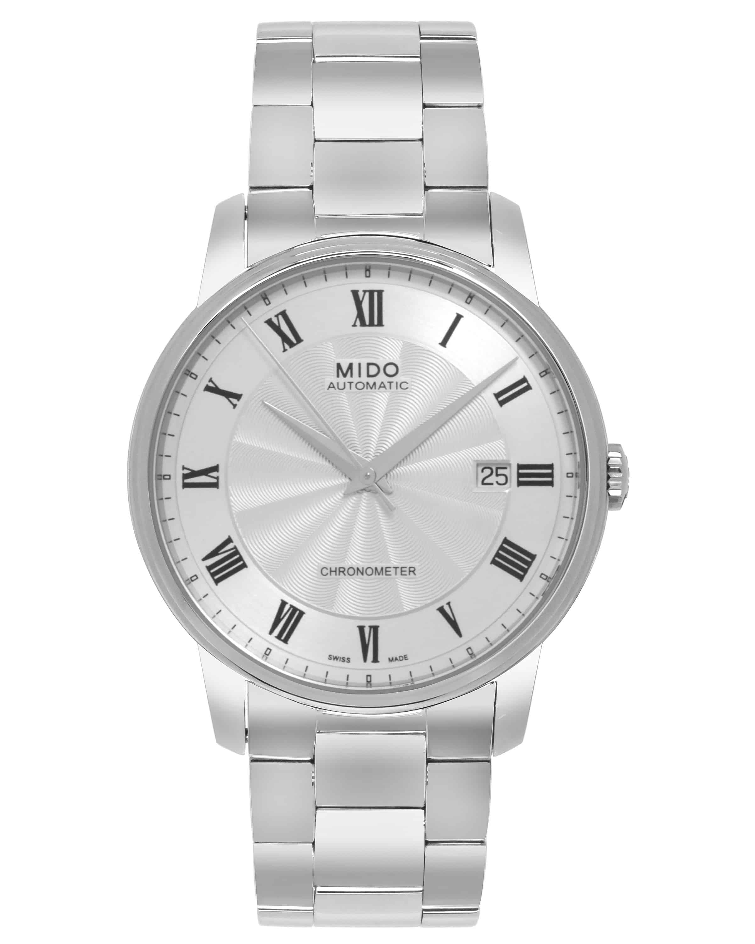 Mido Baroncelli Date Automatic Men's Watch M0104081103300